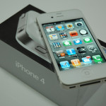 幻ではないのか、iPhone 4 ホワイトモデル