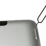 iPad 2 のSIMカード取り外し方法