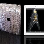 キラキラ豪華な iPad 2 ケース
