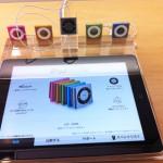 特別仕様のディスプレイ用 iPad 2