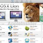 Lion は App Store で販売か
