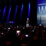 WWDC2011基調講演にSteve登壇