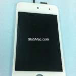 ホワイトモデルの iPod touch ?
