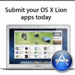 OS X Lion、まもなくMac App Storeに