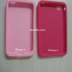 シリコンケースからわかる iPhone 5 とは