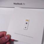 USB メモリを Lion 復旧ディスクに