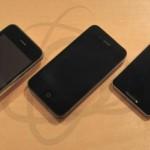 iPhone 5 モックアップ