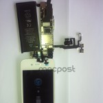 A5搭載 iPhone の分解画像流出