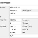 iPhone 4よりも iOS 5 が快適に動作するiPhone 4S