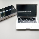 MacBook Air ではない、MirrorBook Air なのだ