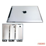 よりスリムになった iPad3