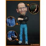 Steve Jobs のフィギュア再販