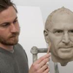 Madame Tussauds に Steve Jobs