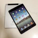 リアルな iPad mini のモックアップ