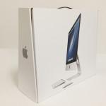 新しい iMac (21.5-inch, Late 2012) の分解バラし