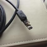 Lightning Micro USBアダプタに不具合か