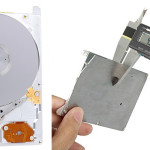 世界最薄、5mmのハードディスク A-Drive 発表