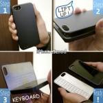薄さ2mmの iPhone 5 用キーボード発売