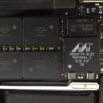 MBProシリーズに SanDisk製SSD搭載