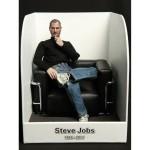日本未発売、超リアルな1/6スケール Steve Jobsフィギュア
