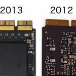 13インチMacBook Air Mid 2013 バラし分解