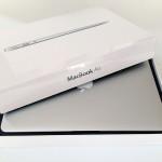 やっぱり13インチMacBook Air のバッテリーはスゴイ!