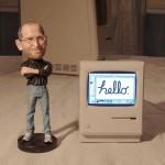 1/13スケールの Macintosh Plus