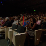 Appleスペシャルイベントにあの人がいた