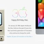 Macintosh発表から30年