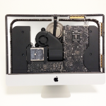 名機 Macintosh 128K の分解バラし