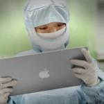 超ワイドスクリーンの iPad Pro か