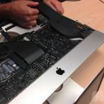 1.4GHz iMac のメモリーは拡張不可