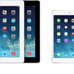 SIMフリーの iPadシリーズ発売