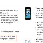AppleCare+ 購入期限が60日に延長
