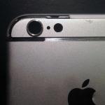 iPhone 6リアハウジング部品の詳細