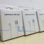リバーシブル Lightning – USBケーブル発売か