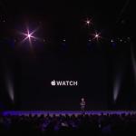 iPhoneと連携するウェアラブルデバイス Apple Watch 発表