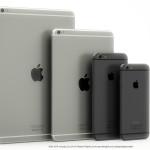 Appleがデザインを統一したら…