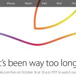 新しい iPad Air は24日発売