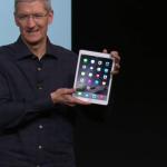 さらにスリムになった iPad Air 2