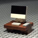 レゴで iMac を