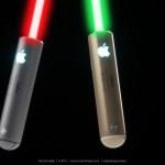 Appleがライトセーバーを発売したら…
