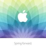 Apple、3月9日にスペシャルイベント開催