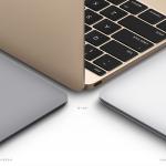 12インチ MacBook発売、出荷は1-3営業日