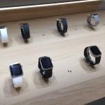 Apple Watchの試着はひとり15分
