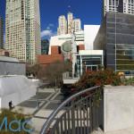 Appleスペシャルイベントの会場横に謎の建物が…