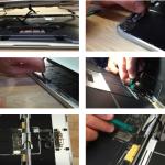 12インチ MacBook の分解バラし