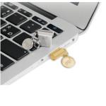 世界最小クラスのUSBドライブPQI i-miniにゴールドモデル