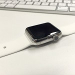 水洗いができる Apple Watch