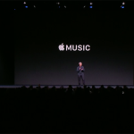 WWDC 2015開幕、One more thing は Apple MUSIC
